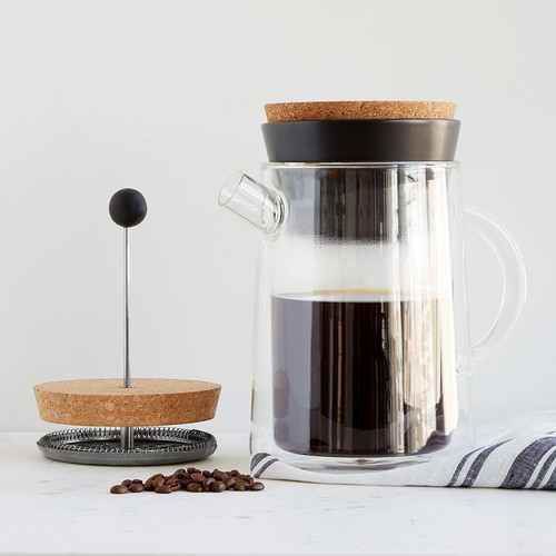 Manual Three-in-One Coffeemaker