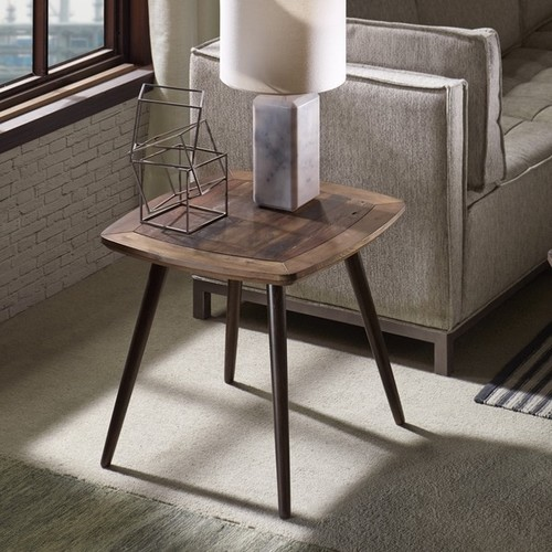 Ink and Ivy Coffee, Console, Sofa & End Tables INK+IVY Renu Brown Multi End Table