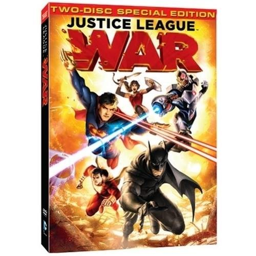 Justice League: War (DVD)