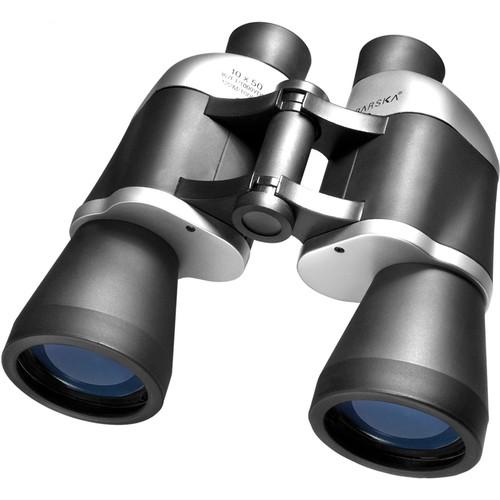 Barska Focus Free 10x50 Blue Lens Binoculars