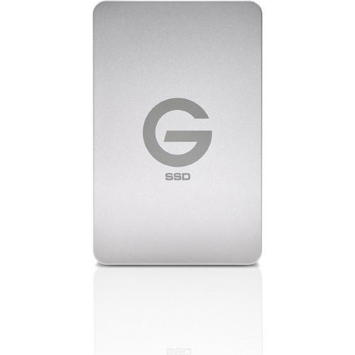 G-Tech G-DRIVE ev SSD 512GB External Solid State Hard Drive