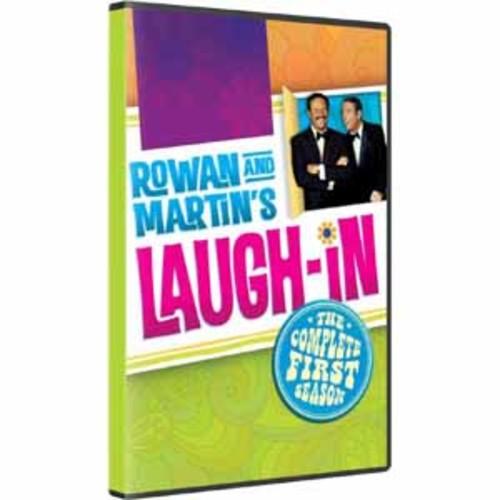 Rowan & Martin's Laugh-In: The Complete First Season [DVD]