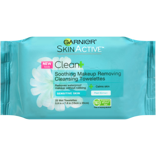 Garnier The Soothing Remover Towelette