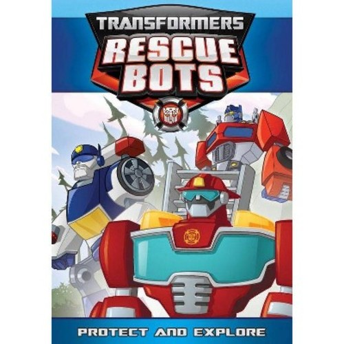 Transformers Rescue Bots:Protect And (DVD)