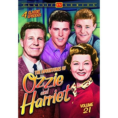 Adventures of Ozzie & Harriet, Volume 21