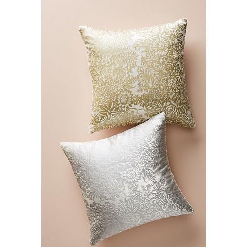 Kevin O'Brien Garland Velvet Pillow