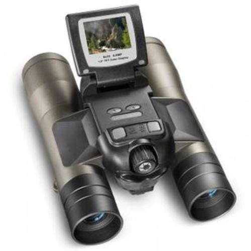 Barska AH11410 8 X 32 Mm. Point N View 8.0Mp, Binoculars And Camera