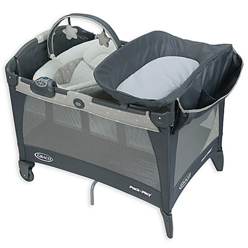 Graco Pack 'n Play Playard with Newborn Napper LX in Stars
