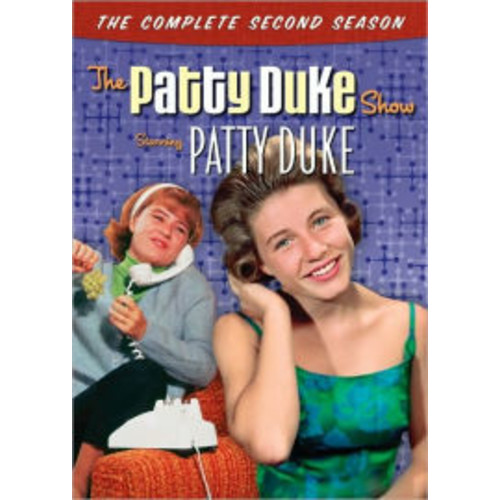 The Patty Duke Show: The Complete Second Season (6 Discs) (dvd_video)