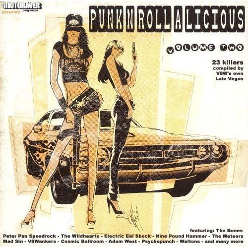 Punk'n Roll, Vol. 2 [CD]