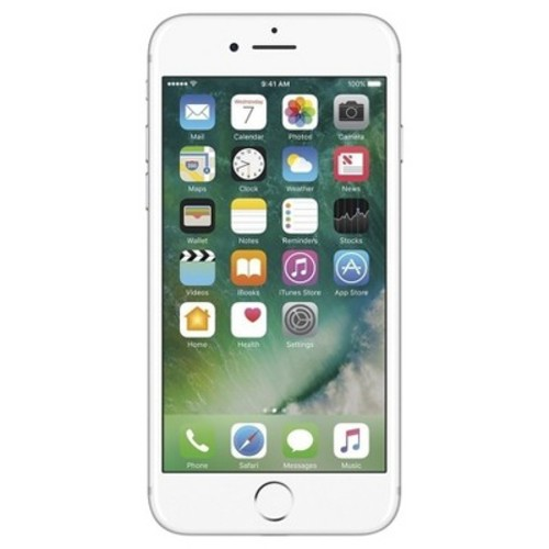 Apple iPhone 7 128GB Pre-Owned (Unlocked) - Silver