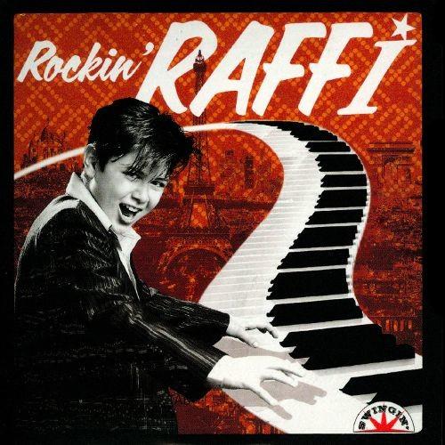 Introducing Rockin' Raffi Arto [CD]