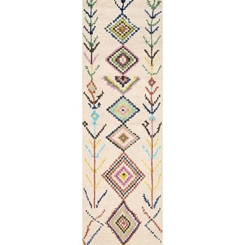nuLOOM Belini Ivory 8 ft. 6 in. x 11 ft. 6 in. Area Rug