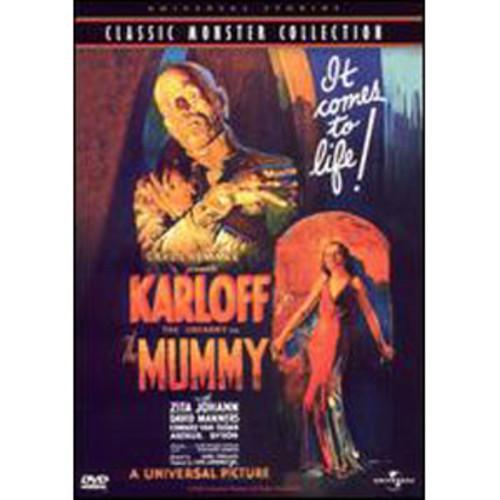 The Mummy B&W 5.1/1
