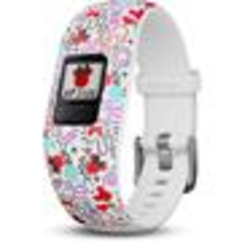 Garmin vivofit Jr 2 (Minnie Mouse) Activity tracker with adjustable band