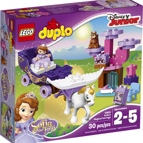 LEGO DUPLO Disney Sofia the First Magical Carriage #10822