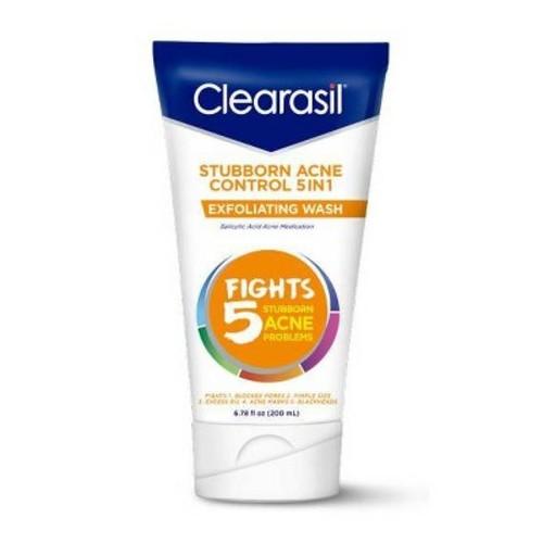 Clearasil Ultra 5 in1 Exfoliating Wash - 6.78 oz