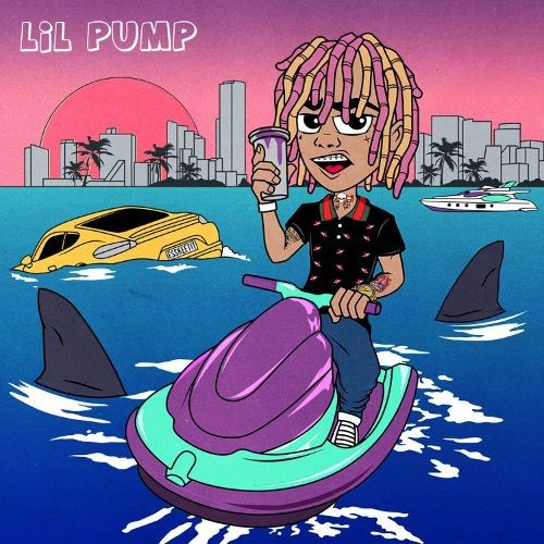 Lil Pump [CD] [PA]