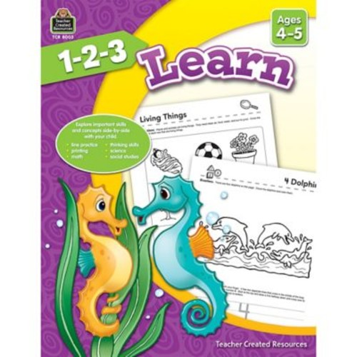 Teacher Created Resources Not Your Usual Workbook, Kindergarten (TCR8003)