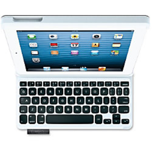 Logitech Keyboard Folio For iPad, Carbon Black