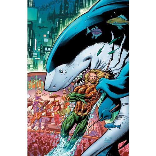 Aquaman/Jabberjaw Special (2018-) #1