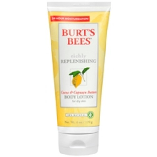 Burt's Bees Body Lotion Cocoa & Cupuacu Butters