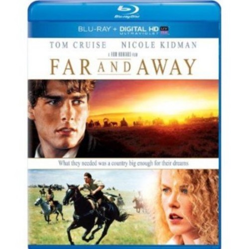 Far and Away (Blu-ray + Digital Copy)