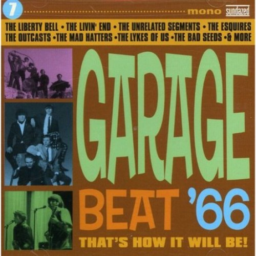 Garage Beat '66, Vol. 7: That's How It Will Be! [CD]