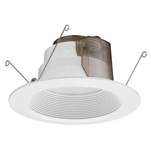 Lithonia Lighting 6 in. Matte White Recessed LED High Lumen Downlighting Module