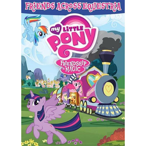 My Little Pony: Friendship is Magic - Friends Across Equestria DVD