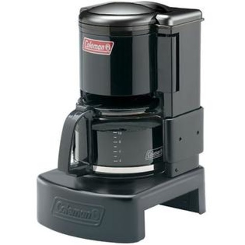 Coleman Camping 10 Cup COFFEE MAKER, Portable Drip COFFEE MACHINE