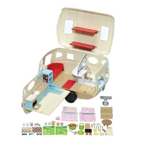 Calico Critters Family Camper