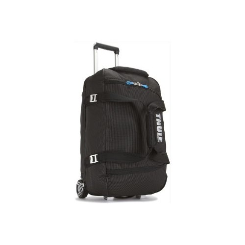 Thule Crossover 56-Litre Rolling Duffel Pack [Black]