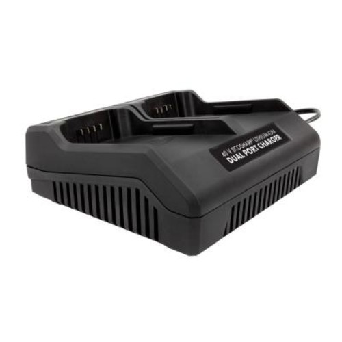 Snow Joe Dual Port iON 40 V EcoSharp Lithium-Ion Charger