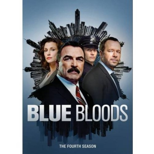 Blue Bloods: The Fourth Season (DVD)
