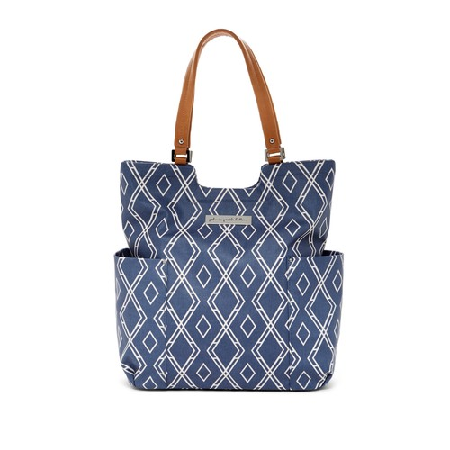 Tailored Tote Diaper Bag