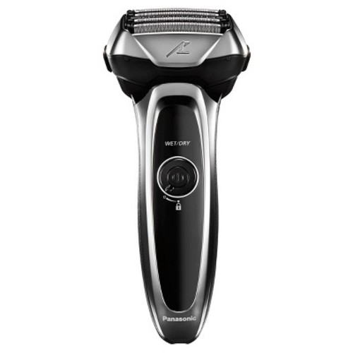 Panasonic Arc5 5-Blade Cordless Shaver with Shave Sensor Technology and Wet/Dry Convenience