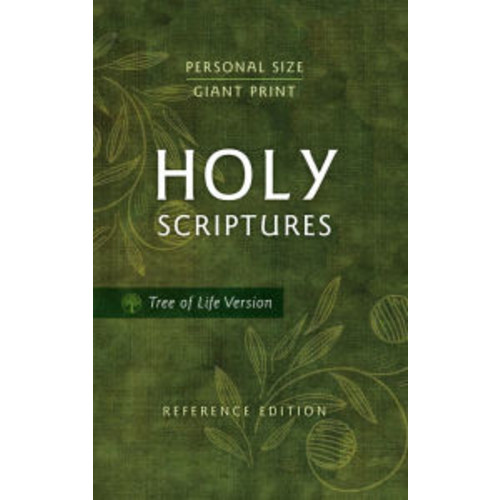 TLV Personal Size Giant Print Reference, Holy Scriptures, hardcover