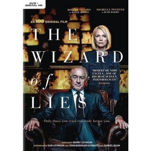 The Wizard of Lies [DVD] [Digital HD]