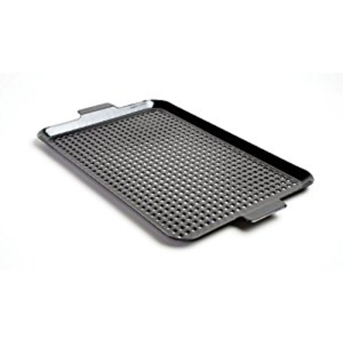 Charcoal Companion Porcelain-Coated Grilling Grid - CC3080 [Large]