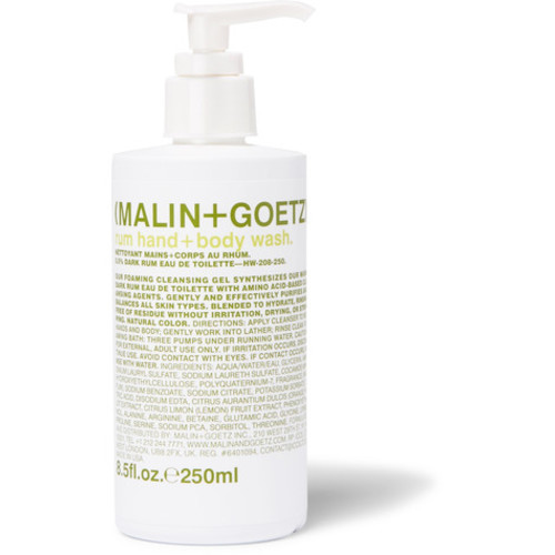 Malin + Goetz - Rum Hand + Body Wash, 250ml