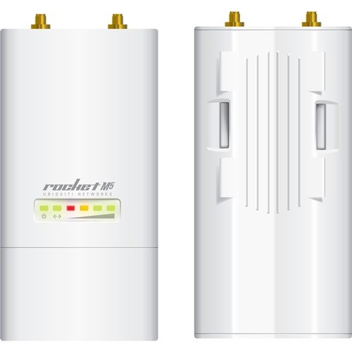 Ubiquiti - Rocket M IEEE 802.11n 150 Mbps Wireless Access Point - UNII Band