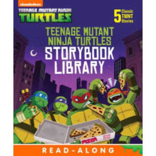 Teenage Mutant Ninja Turtles Storybook Library (Teenage Mutant Ninja Turtles)