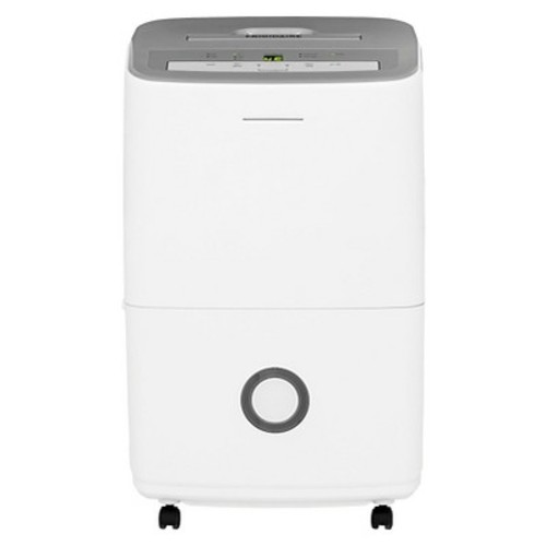 Frigidaire - 70 Pint Dehumidifier with Humidity Control - White/Gray