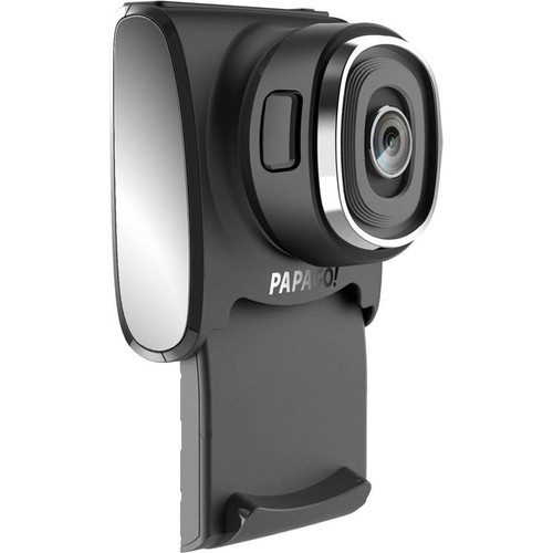 PAPAGO GoSafe 381 Clip-on dash cam with retractable screen
