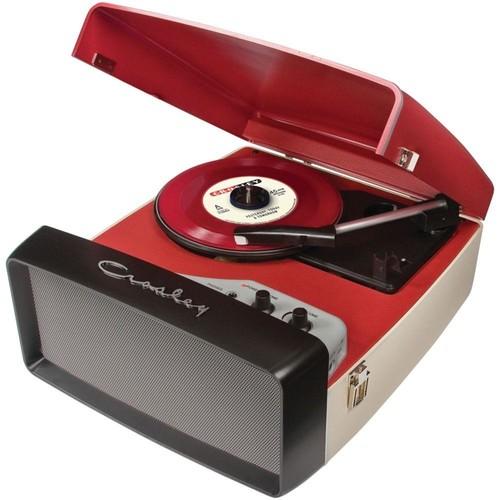 Crosley Collegiate Turntable Portable Audio - Red