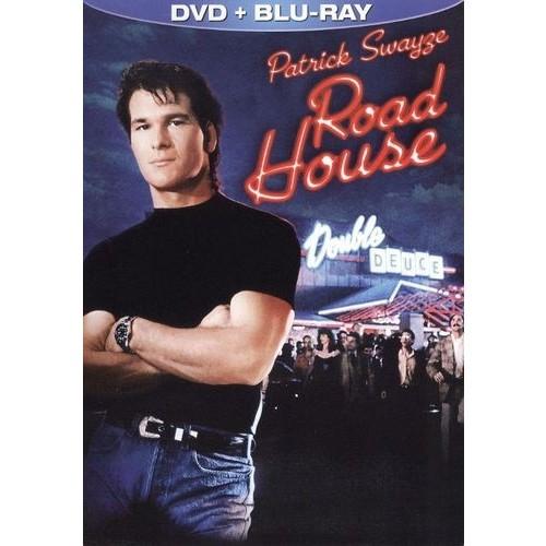 Road House [2 Discs] [Blu-ray/DVD] [1989]