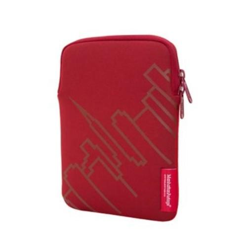 Manhattan Portage Ipad Mini Sleeve Skyline Red (1049 RED)
