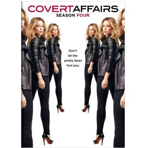 Covert Affairs: The Complete Fourth Season (Anamorphic Widescreen)