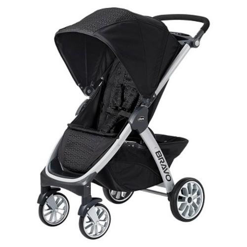 Chicco Bravo Stroller Ombra - Black